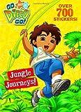 Jungle Journeys!, Golden Books Staff, 0375847715