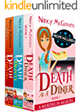 A Murder In Milburn Box Set 1, Books 1-3: A Culinary Cozy Mystery Box Set With Delicious Recipes