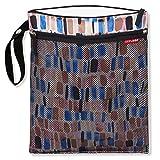 Skip Hop Waterproof Wet Dry Bag, Grab & Go, Brush Stroke