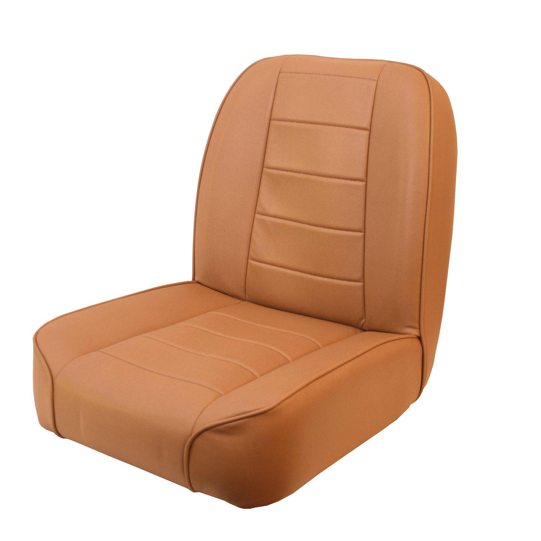 Rugged Ridge 13400.04 Standard Tan Low Back Front Seat