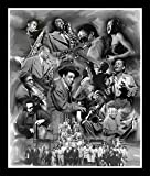 Amazon Com Art Kane A Great Day In Harlem Jazz Portrait