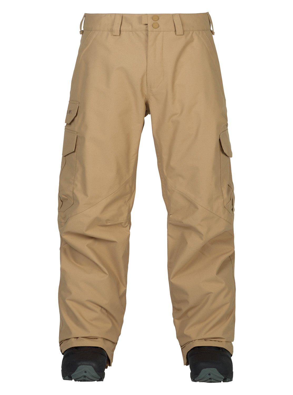 Burton Men's Cargo Snow Pant Regular Fit , Kelp W18, Large