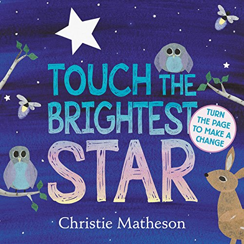 Touch the Brightest Star Board Book