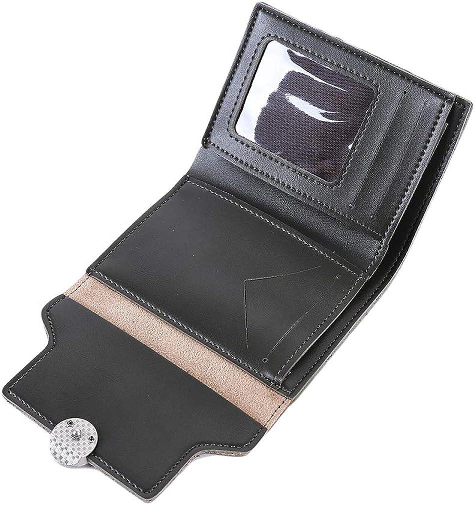 MOONQING Porte-cartes vintage avec poche givr/ée pour portefeuille Vintage pour femmes
