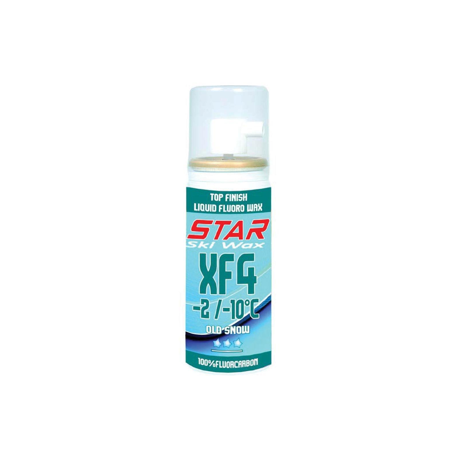 Star XF4 Fluorocarbon Liquid Ski Wax
