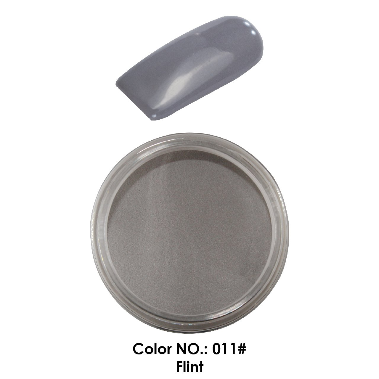 C & I Dipping Powder Color No.011 Flint Granny Color System Fulei Trading