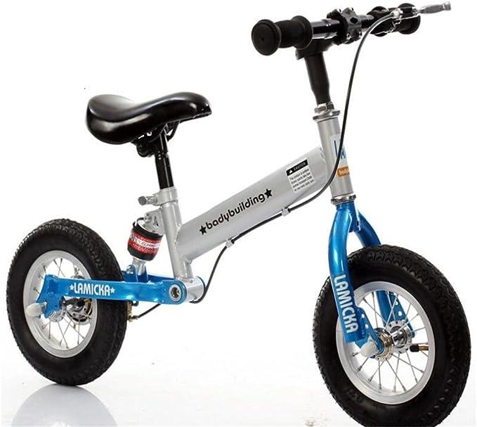 Báscula para niños bicicleta 3 – 6 años macho y hembra niño Empuje ...