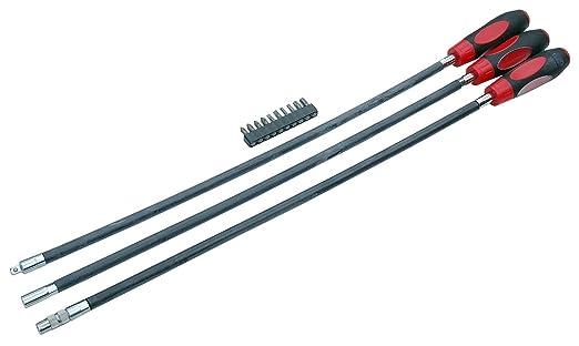 Destornillador flexible de 600 mm Juego de largo Juego de ...