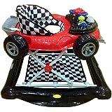 Amazon.es: CUORE BABY Andador Rojo 3 en 1 Fórmula 1 ...