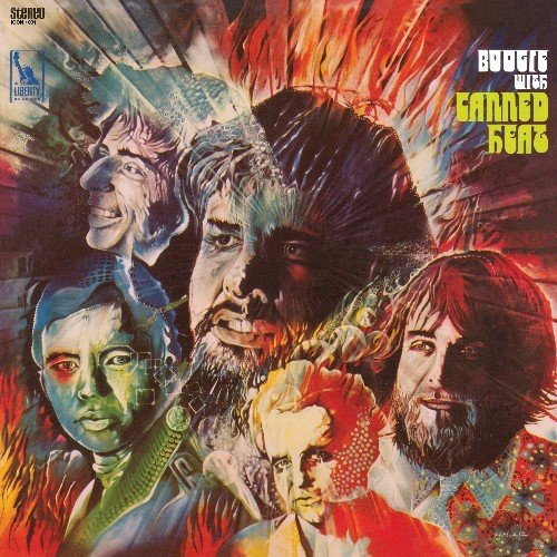 - Boogie With Canned Heat (Deluxe Version ) ( Contains 6 Bonus Tracks )