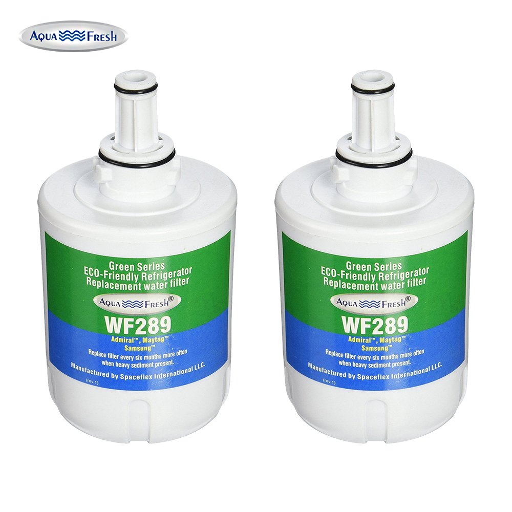 Replacement Filter for Samsung DA29-00003B / WF289 / WSS-1 (2-Pack) Refrigerator Water Filter