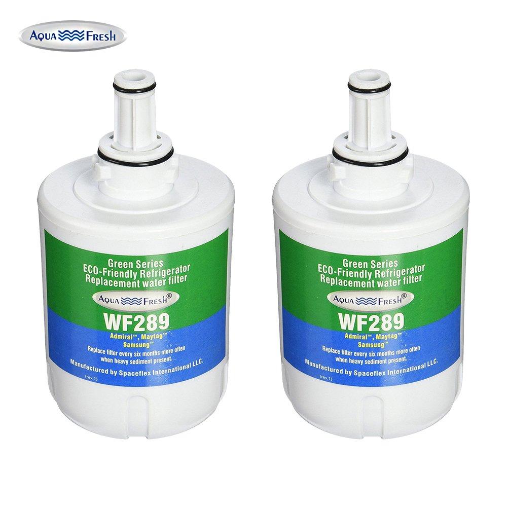 Replacement Filter for Samsung DA29-00003B / WF289 / WSS-1 (2-Pack) Refrigerator Water Filter