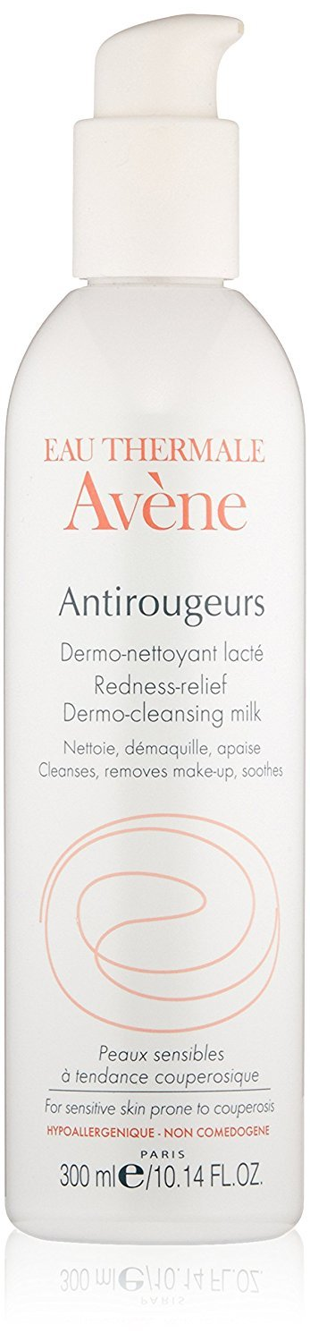 Avene Antirougeurs Anti-Redness Dermo-Cleansing Milky Fluid - 300ml/10.14oz C24139