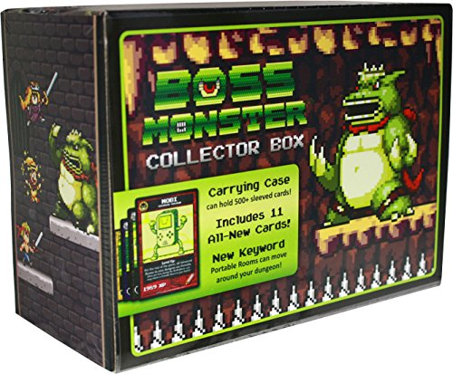 Price comparison product image Boss Monster Collector Box