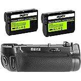 Poignée d'alimentation pour nikon mB-d16 d750 meike mK-d750) 2 batteries eN-eL15