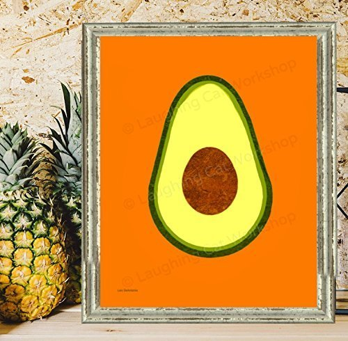 Avocado Art Images