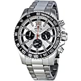 Invicta Signature II Chronograph Silver Dial Mens Watch 7405