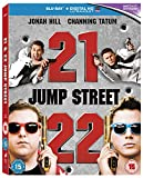 21 Jump Street/22 Jump Street Double Pack [Blu-ray] [Region Free]