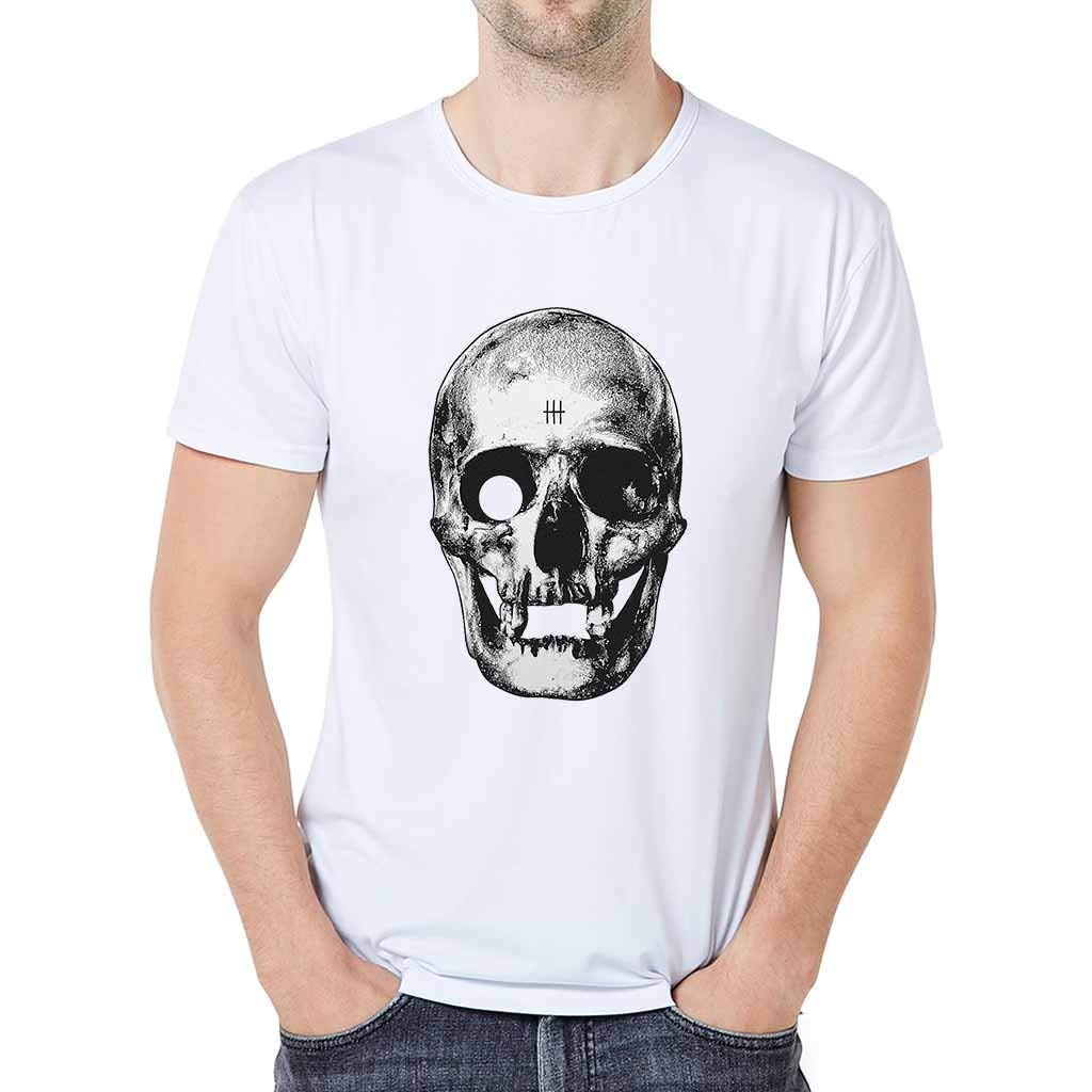 Letdown_Men tops Men's 3D Printing Create Round Neck Casual Short Sleeve Shirt Top Blouse Men Summer Short Sets by Letdown_Men tops (Image #7)