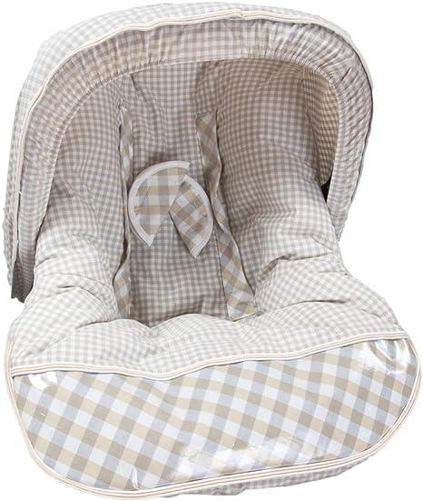 Babyline Summer - Colchoneta para silla grupo 0, color beige ...