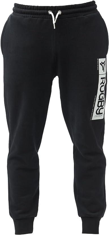 Block Pantalón de chándal negro L: Amazon.es: Ropa y accesorios