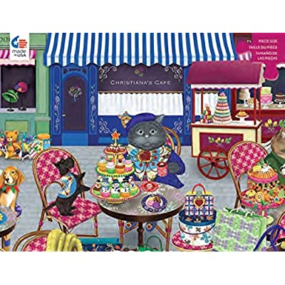 Ceaco Gigi - The Shopper Puzzle - 300 Pieces: Toys & Games