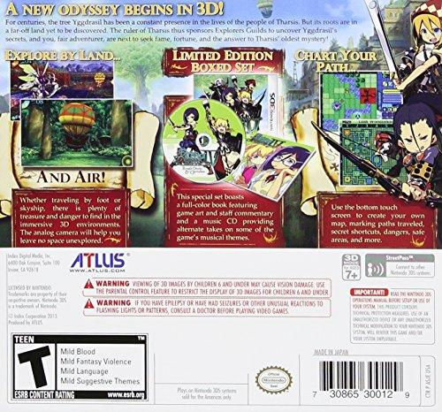 Etrian Odyssey IV: Legends of the Titan - Nintendo 3DS