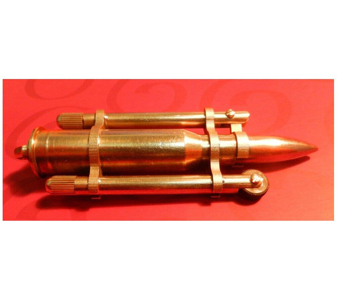 TELAM Handmade rifle bullets lighter kerosene Eyewear by TELAM (Image #4)