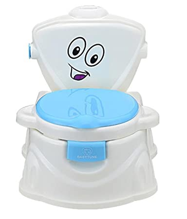 Prime Amazon Com Portable Baby Potty Cut Cartoon Musical Baby Bralicious Painted Fabric Chair Ideas Braliciousco