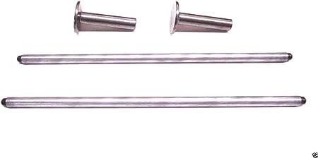 2 Pack Genuine Briggs /& Stratton 592673 Push Rod Replaces 695177 799862 OEM