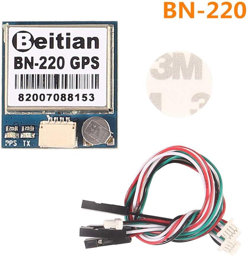 GPS Passive Antenna for Arduino Raspberry Pi Pixhawk F3 CC3D Betaflight F4 Flight Control BN-220 Dual GPS Glonass Module Navigation TTL Level 9600bps