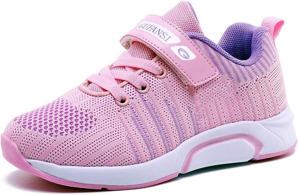 Zapatillas de Niños Niñas Running Zapatos Deporte para Correr Sneakers Ligero Zapatillas de Gimnasia para Unisex-Niños: Amazon.es: Zapatos y complementos