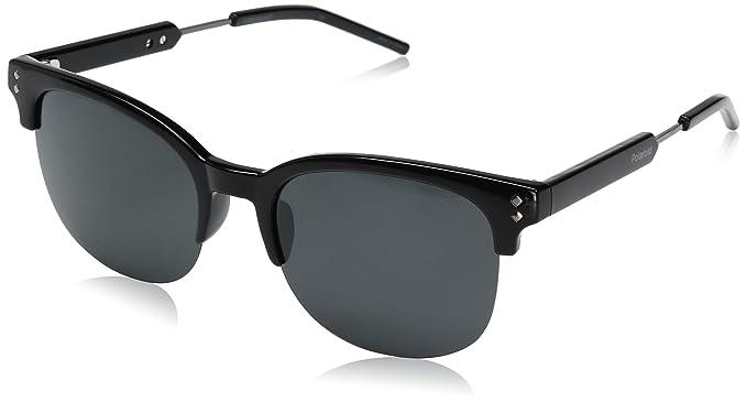e5a24a4d2d3 Polaroid Polarized Browline Clubmaster Men s Sunglasses - (PLD 2031 S CVS  54Y2