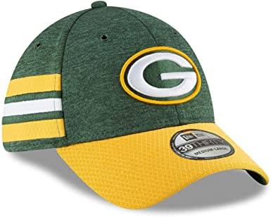 New Era 3930 Onf18 SL Hm Grepac - Gorra Línea Green Bay Packers ...