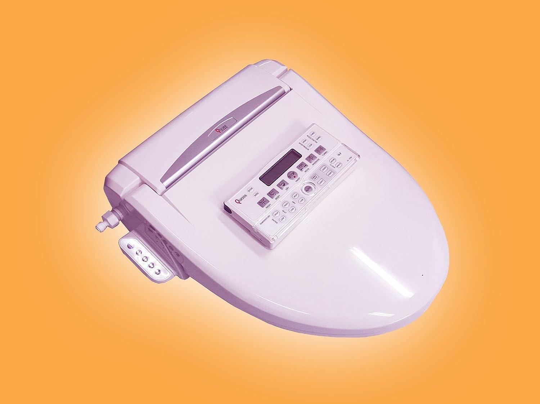 Remote Q7700 Electronic Twin Nozzle Clean Toilet Bidet