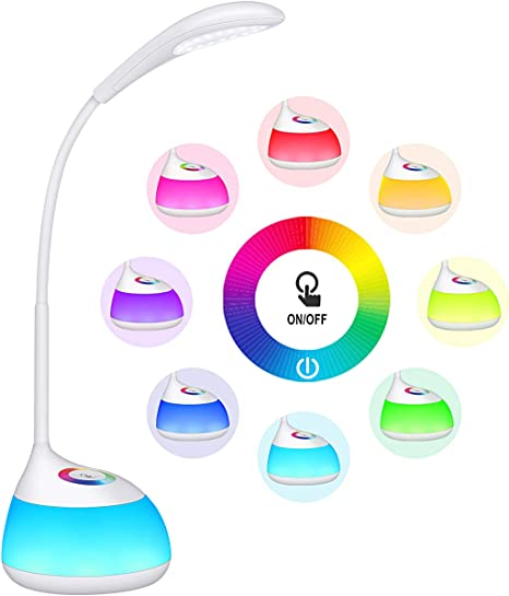 Topelek Led Desk Lamp Amazon De Beleuchtung