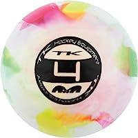 TK Rainbow Tie-Dye Field Hockey Ball