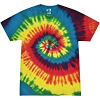 Colortone - Camiseta batik unisex «Swirl»