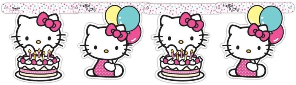Hello Kitty Pancarta de cart/ón 1,6 m