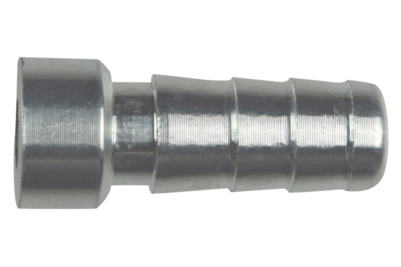 Weldable Fitting Nipple .3125 Hose AN617-05 5//16 Aluminum Weld Barb