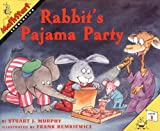 Rabbit's Pajama Party, Stuart J. Murphy, 0613222350