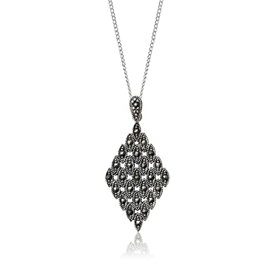 gallivans celtic product knot trinity molly pendant demo marcasite