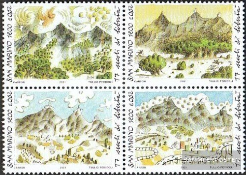 The 8 best san marino stamps