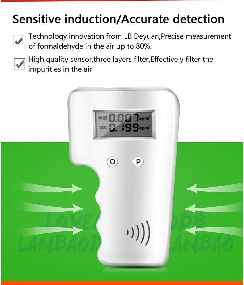 ZTT Formaldehyde Testing Equipment Household Formaldehyde Testing Equipment Benzene Air Quality TVOC Semiconductor