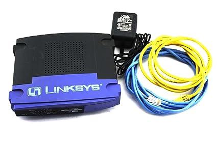 LINKSYS ROUTER MODEL BEFSR41 DRIVER UPDATE