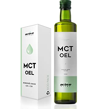 ACTIVEVITAL MCT OIL