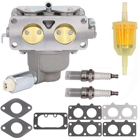 Amazon com: Qauick Carburetor for Briggs & Stratton 20HP 21HP 23HP