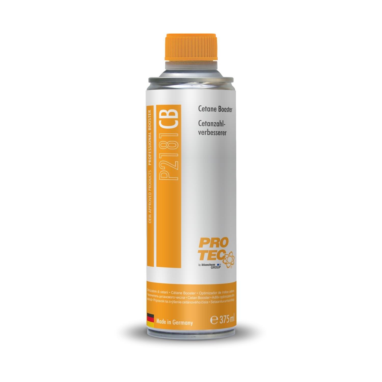 PRO TEC Cetane Booster Ottimizzatore di cetani 375 ml P2181 PROTEC