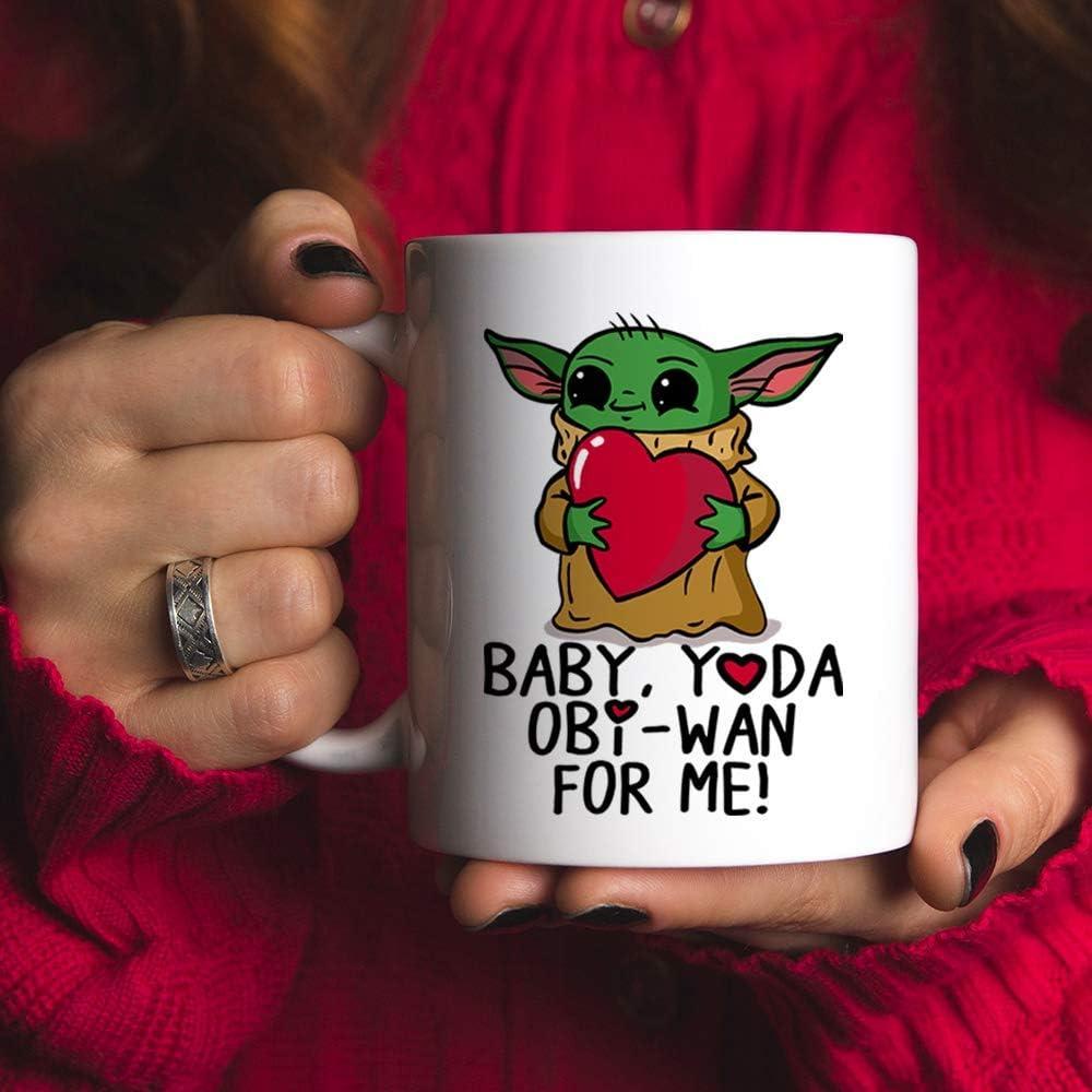 MyCuppaJoy Gifts For Valentine - Taza de café con texto en inglés ...