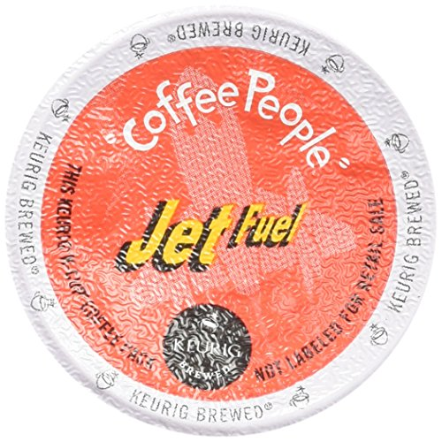 oast, Jet Fuel, K-Cup Portion Pack for Keurig Brewers 24-Count (Jet Engine Fuel)